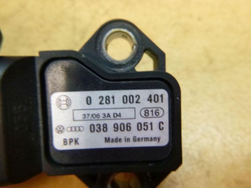 Ladedrucksensor SensorAUDI A4 AVANT (8ED, B7) 2.0 TDI