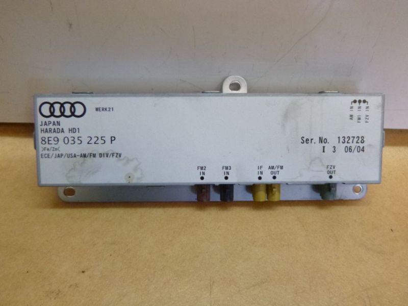 Antennenverstärker AUDI A4 AVANT (8E5, B6) 1.9 TDI