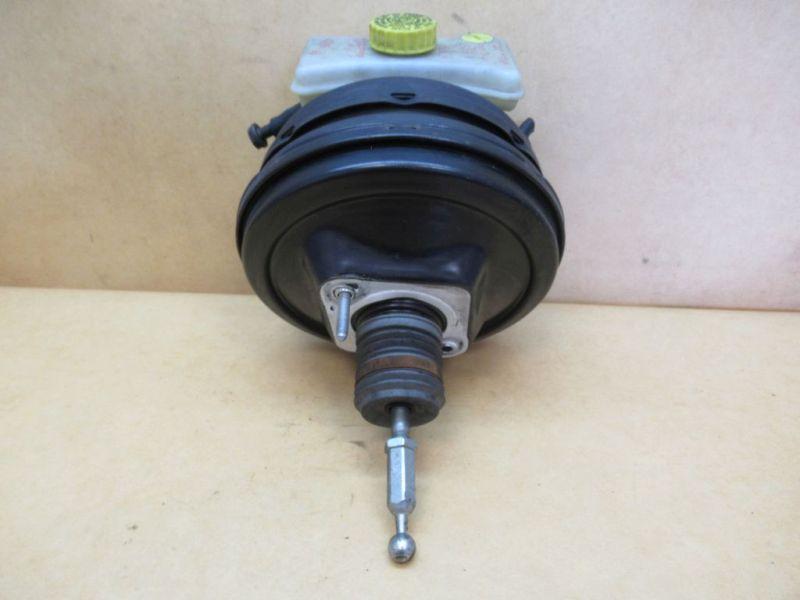 Bremskraftverstärker mit HauptbremszylinderAUDI A4 AVANT (8ED, B7) 2.0 TDI