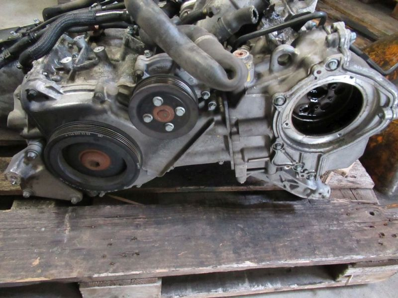 Motor ohne Anbauteile Motorcode 668942MERCEDES-BENZ A-KLASSE (W168) A 170 CDI