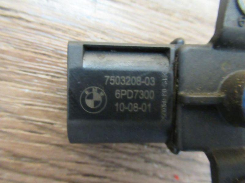 Luftdrucksensor, Drucksensor BMW 3 COMPACT (E46) 316 TI