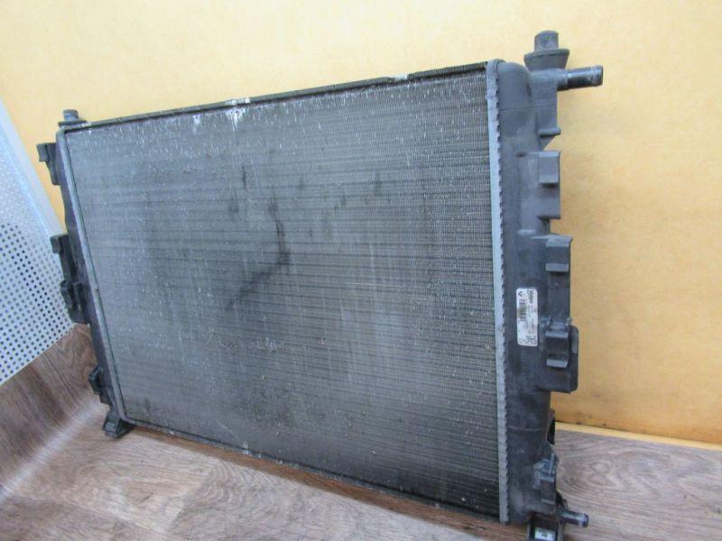 Kühler Wasserkühler Motorkühler RENAULT GRAND SCENIC II (JM0/1_) 1.9 DCI