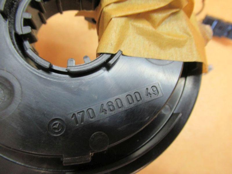 Airbagschleifring Wickelfeder MERCEDES-BENZ C-KLASSE KOMBI (S202) C 180 T