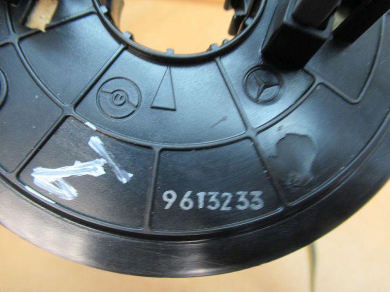 Airbagschleifring Wickelfeder Nr1MERCEDES C-KLASSE KOMBI (S202) C 250 T TURBO D