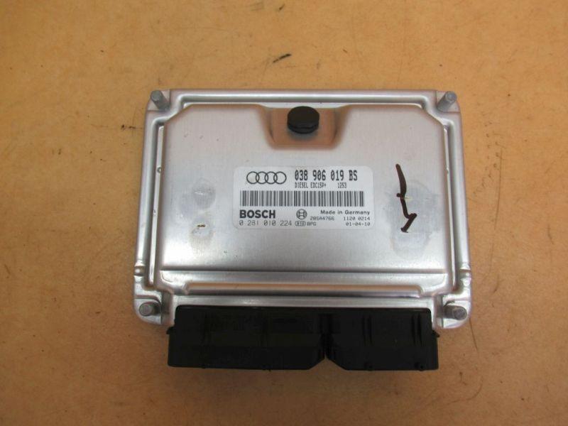 Steuergerät Motor Nr1AUDI A6 (4B, C5) 1.9 TDI
