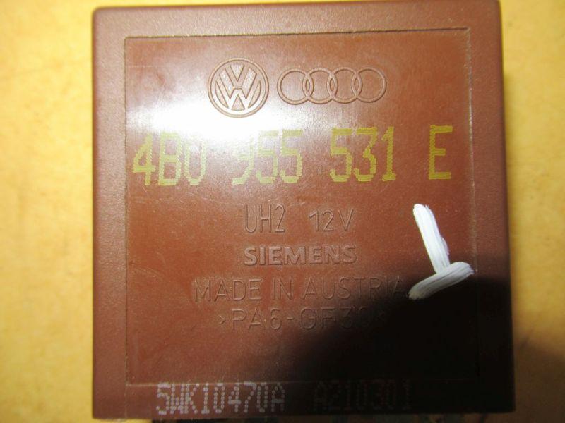 Relais Wisch Wasch Intervall Nr1AUDI A6 (4B, C5) 1.9 TDI