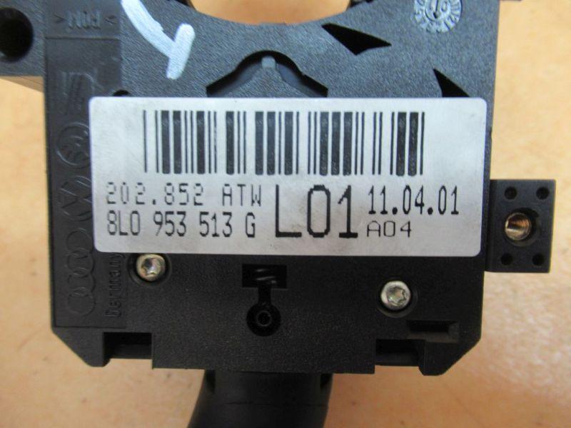 Blinkerschalter Lenkstockschalter Nr1AUDI A6 (4B, C5) 1.9 TDI