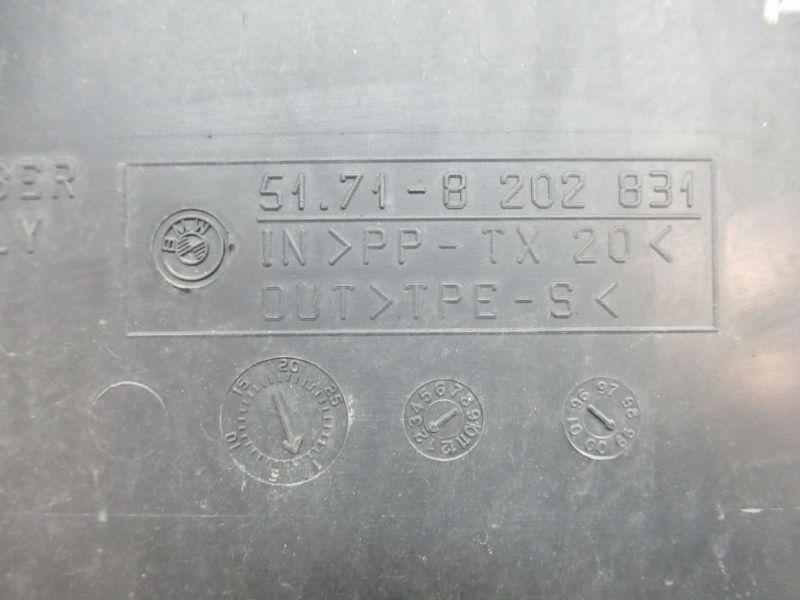 Luftführung Lüfterzarge Nr17BMW 3 (E46) 318I