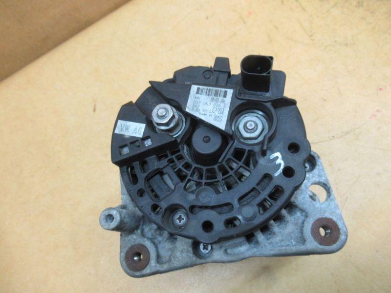 Lichtmaschine Generator Nr3AUDI A2 (8Z0) 1.4