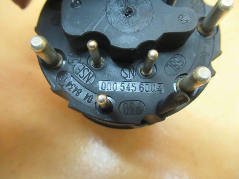 Lichtschalter Nr1MERCEDES-BENZ STUFENHECK (W124) 230 E