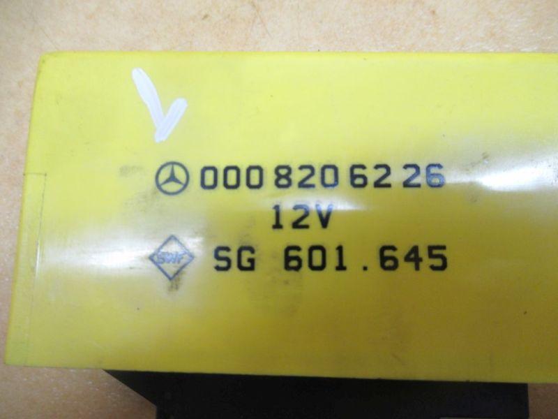 Steuergerät Sitzheizung Nr1MERCEDES-BENZ STUFENHECK (W124) 230 E