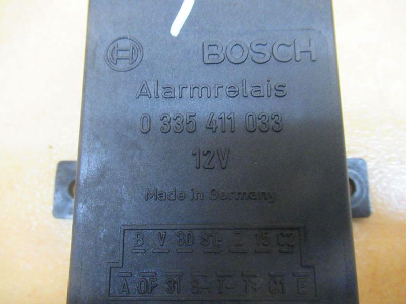 Relais Kontrolle Modul Einheit  Nr1MERCEDES-BENZ STUFENHECK (W124) 230 E