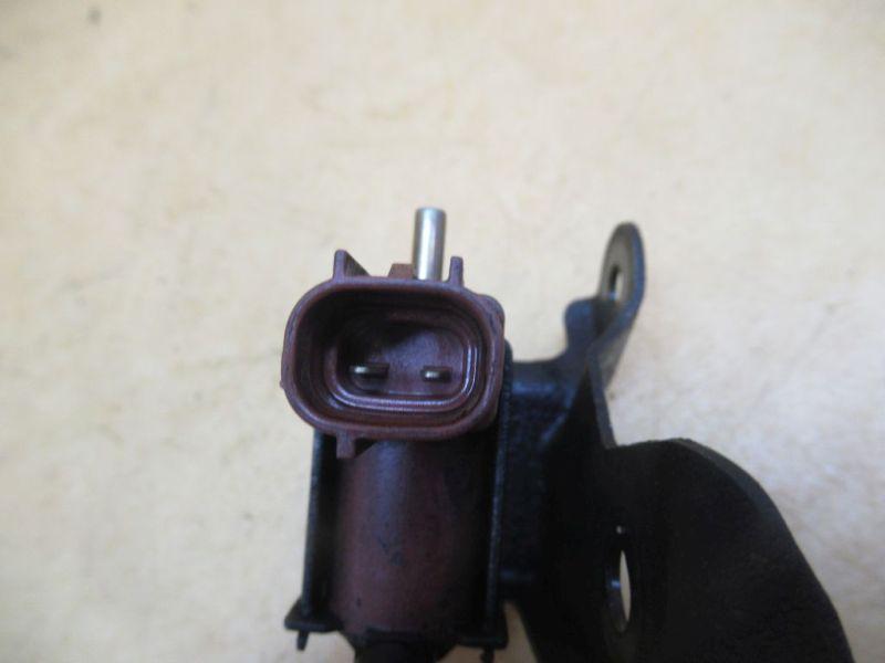 Magnetventil Unterdruckventil Nr1TOYOTA AVENSIS VERSO 2.0 D-4D