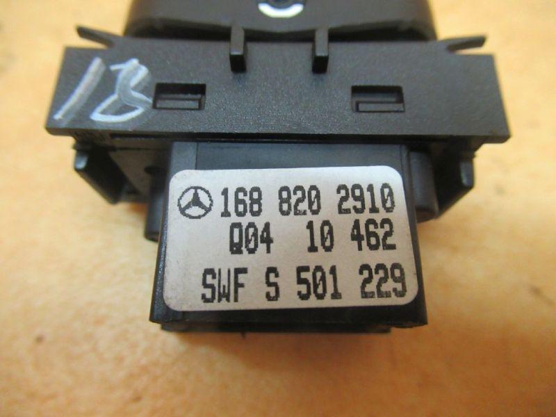 Faltdach Lamellendach Schalter Nr18MERCEDES-BENZ A-KLASSE (W168) A 190