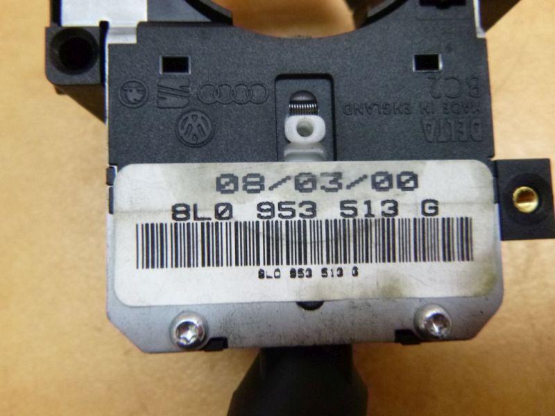 Blinkerschalter Lenkstockschalter VW GOLF IV (1J1) 1.9 TDI