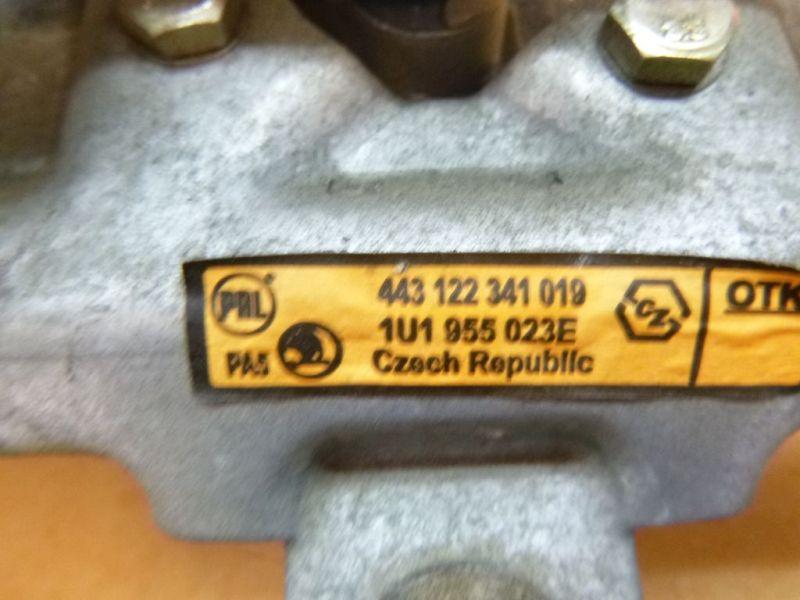 1U5 Wischermotor mit Gestänge vorne 1J1955113C SKODA OCTAVIA COMBI 1.9 TDI