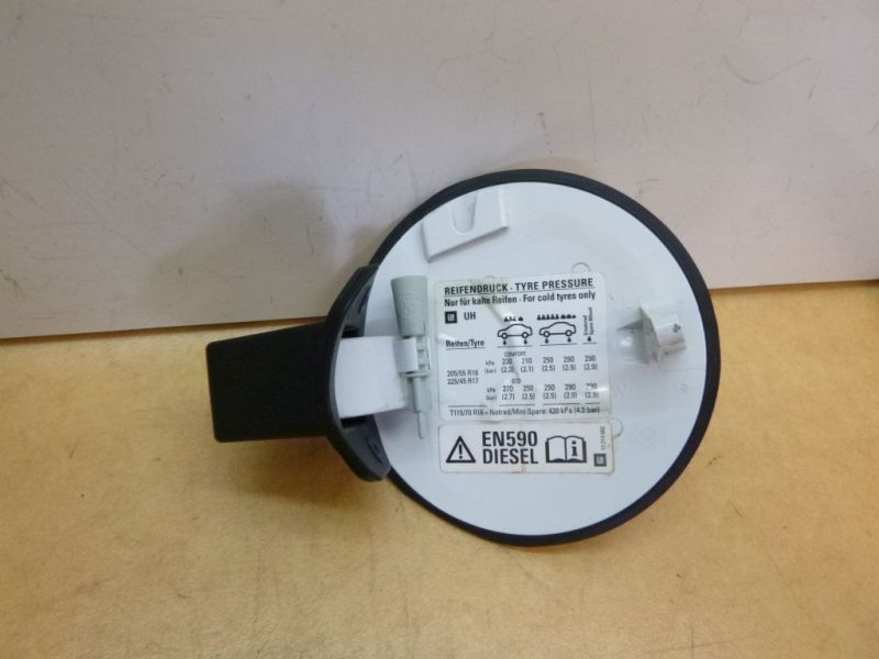 tankklappe farbcode z40r opel astra h caravan 1.7 cdti