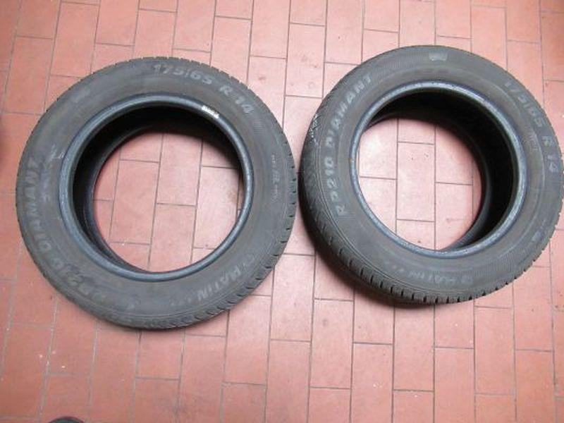 Reifen: 175/65R14 82T1Satz(je2Stück)
