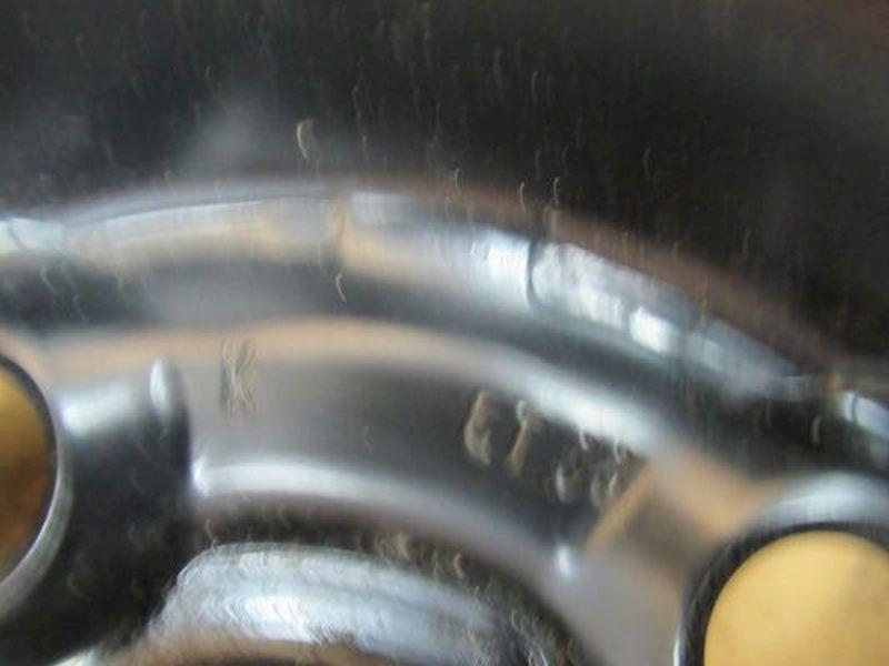 Stahlfelge 6JX15 H2 ET38 LK5X100