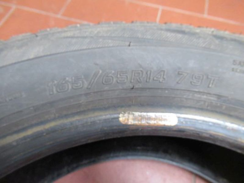 Reifen: 165/65R14 79T1Satz(je2Stück)