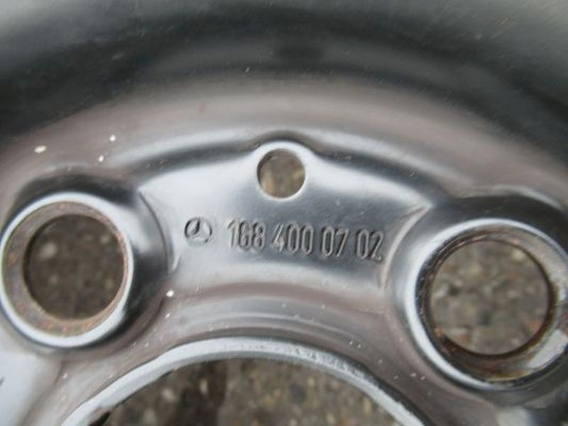 Stahlfelge 5.5JX15 H2 ET45 LK5X1151Satz(je4Stück)