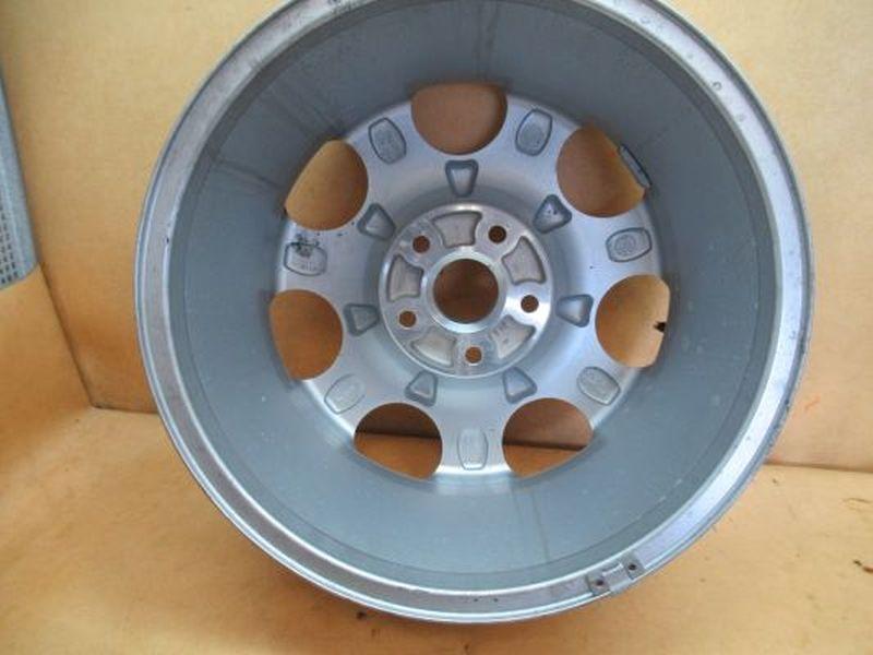 Aluminiumfelge 7JX16 H2 ET42 LK5X112