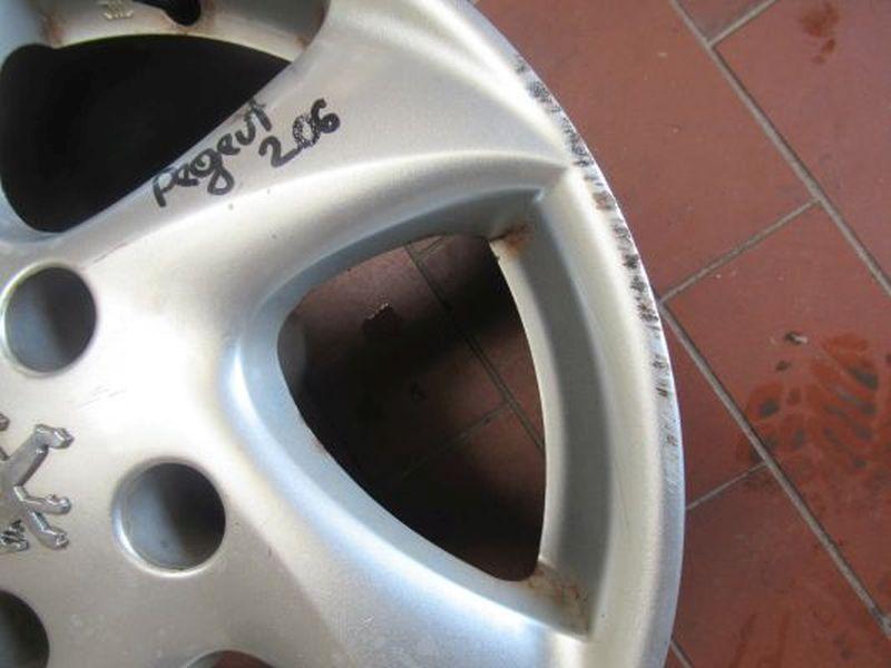 Aluminiumfelge 6JX15 H2 ET28 LK4X1082Satz(je4Stück)