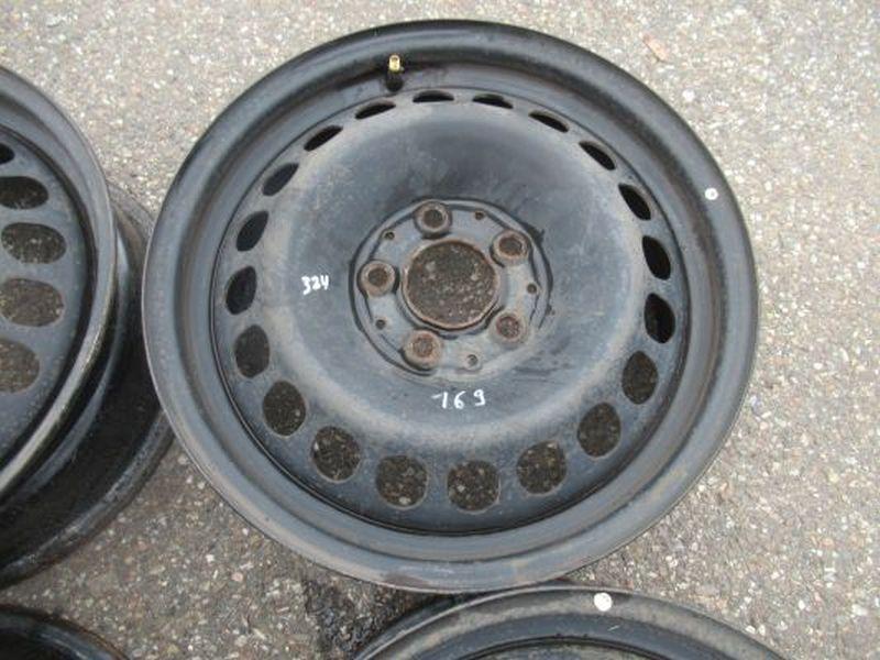 Stahlfelge 6JX16 H2 ET46 LK5X1121Satz(je4Stück)