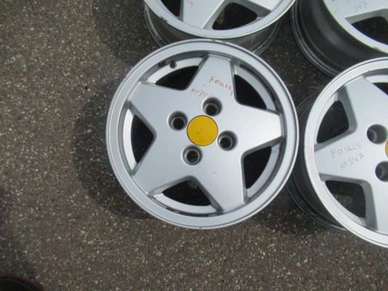 Aluminiumfelge 6JX14 H2 ET41 LK4X01Satz(je4Stück)