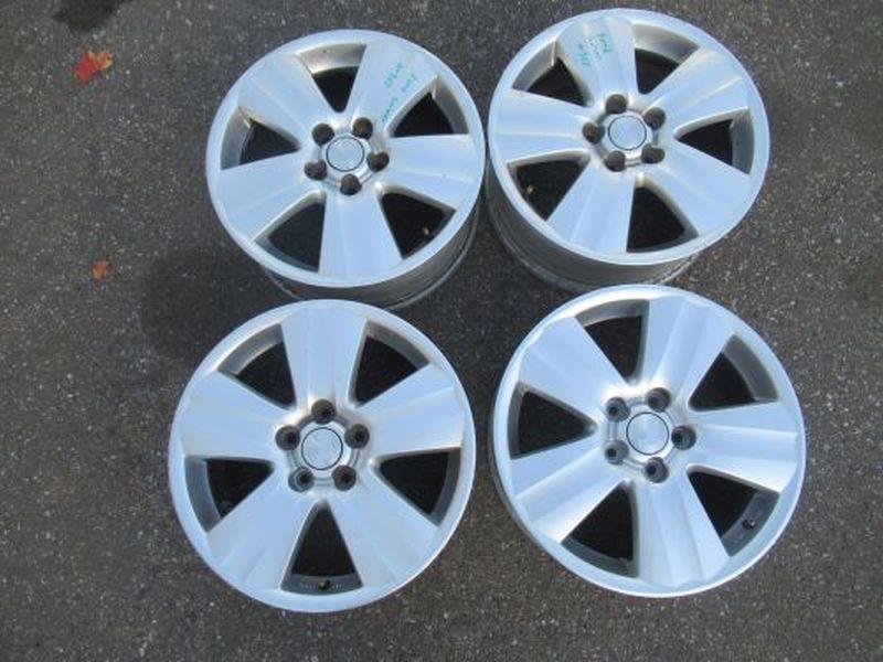 Aluminiumfelge 7JX17 H2 ET54 LK5X1121Satz(je4Stück)