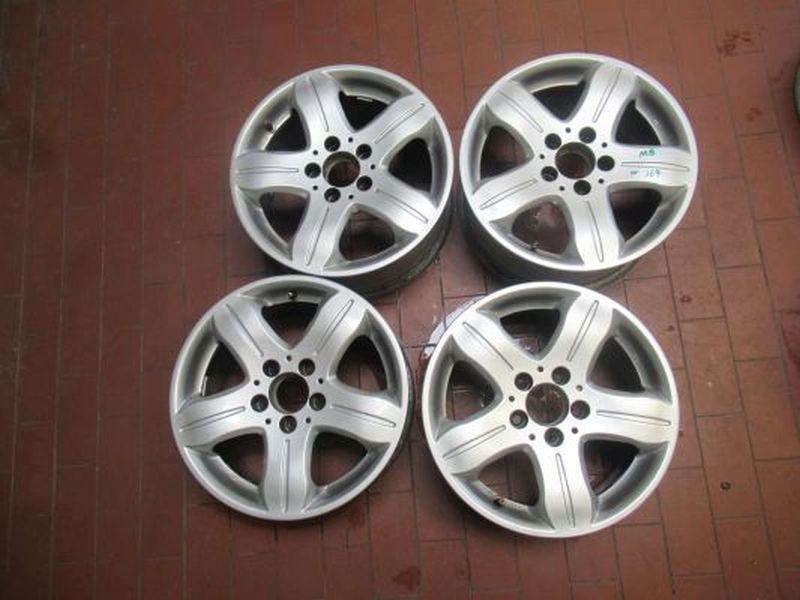 Aluminiumfelge 7.5JX16 H2 ET49 LK5X1121Satz(je4Stück)